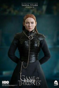 ThreeZero 1/6 3Z0100 Sansa Stark 12'' Female Action Figure Game of Thrones Model