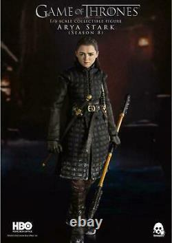 ThreeZero 1/6 3Z0143 Game of Thrones Arya Stark 12Female Action Figure