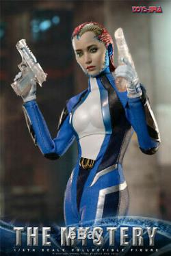 Toys Era 1/6 Mystique Mystery Female Action Figure Jennifer Lawrence With2 Heads