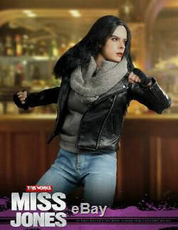 Toys Works 1/6 TW007 Miss Jones Figure Set Collectible 12'' Female Doll Model