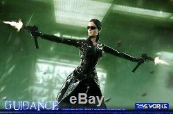 Toys Works TW012 1/6 Female Hacker Trinity Guidance Carrie-Anne Moss Figure
