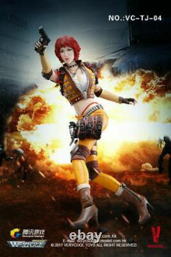 VERYCOOL 1/6 Female National Assault 4 Bomb Maid Red Peach K 12 Soldier Figure
