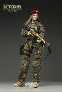 VERYCOOL 1/6 Flecktarn Women Soldier Kerr VCF-2050 12 Female Action Figure Toys
