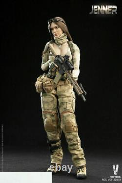 VERYCOOL 1/6 Jenner Action Figure A-TACS FG Soldier VCF-2037A Female Toy Gift
