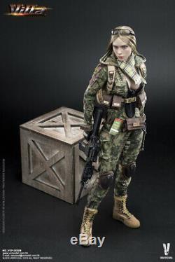 1//6 VeryCool Female Jungle Python Villa Flower Tackle Box /& Fom 2035B