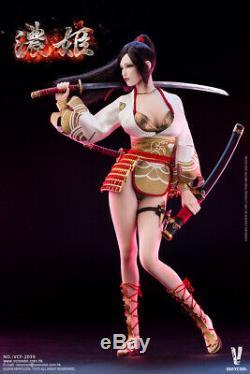 VERYCOOL 1/6 VCF-2039 Sait Kichy Japanese Warrior Female Action Figure