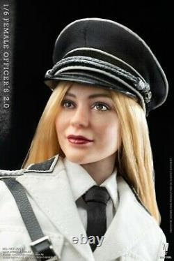 VERYCOOL 1/6 VCF-2051 Female Officer 2.0 12'' Action Figure Full Set Collection