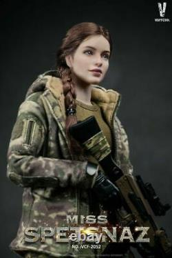 VERYCOOL 1/6 VCF-2052 Russian Special Combat Women Soldier Female Action Figure