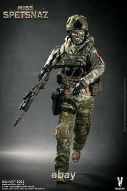 VERYCOOL 16 VCF-2052 Russian Special Combat Female Soldier Figure Pre-sale