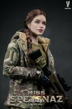 VERYCOOL 16 VCF-2052 Russian Special Combat Women Soldier 12inch Female Figure