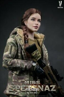 VERYCOOL 16 VCF-2052 Russian Special Combat female Soldier 12Figure Presale