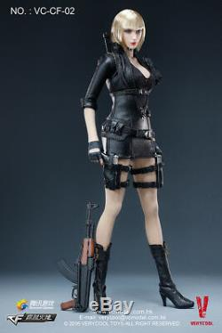 VERYCOOL VC-CF-02 Cross Fire Sexy Female Mandala The Protector 1/6 Figure