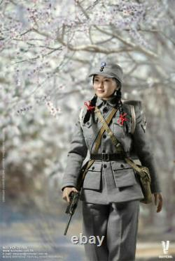 VERYCOOL VCF-2038A 1/6 Eight Route Army Soldier 12 Female Figure Collectible