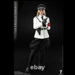 VERYCOOL VCF-2051 1/6 Scale Female SS Officer 2.0 Movable Action Figure