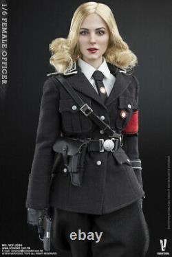 VERYCOOL1/6 VCF-2036 Female Officer 2.0 Action Figure body Uniform Toys Presale