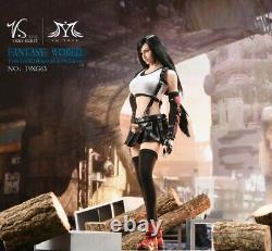 VSTOYS 1/6 The goddess of fantasy Tifa Lockhart 2pcs Heads Female Figure 19XG63