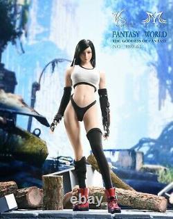 VSTOYS 19XG63 1/6 The goddess of fantasy Tifa Lockhart Female Girl Action Figure