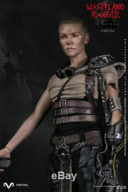 VTS TOYS VM020 16 Scale Wastland Furiosa Female Action Figure Set WithClothes Toy
