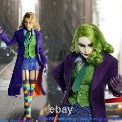 WOLFKING 1/6 scale Female Joker 2.0 Head Sculpt Action Figure WK89013A