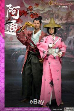 WOLFKING WK89018A 1/6th Atung Female Action Figure Collectible Toy