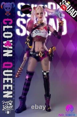 War Story 1/6 Clown Queen 12Female Action Figure WS010-A Normal Ver