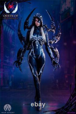 War Story 1/6 WS006B Queen Of The Dark Spider Delux Ver. Female Figure