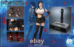 War Story 1/6 WS009A Final Fantasy Tifa Lockhart 12'' Figure Female Fighter Doll