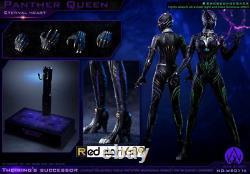 War Story 1/6th WS011A Nagya Female Black Panther 12inches Figure Model