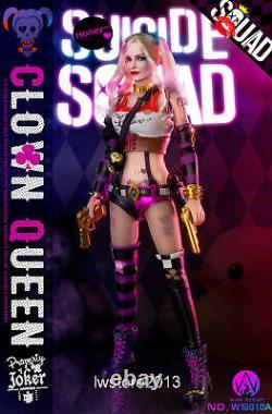 War Story 16 WS010A Clown Queen JOKER Female Action Figure Collectible Presale