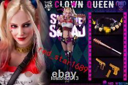 War Story 16 WS010A Clown Queen JOKER Female Action Figure Hobbies Presale