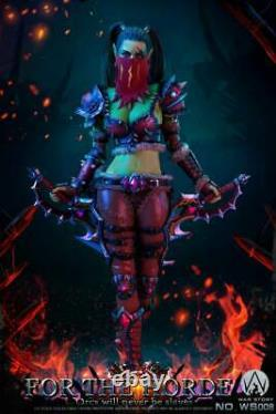 War Story WS008 1/6 Scale Orc Female Assassin Horde Figure Model Collectible Toy