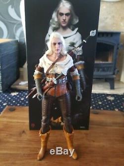 Witcher figure CIRI beautiful female 1/6 boxed