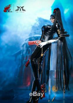 YMTOYS X ACMETOYS 1/6 JZ01 Bayonetta Figure Set 12'' Flexible Female Doll Model