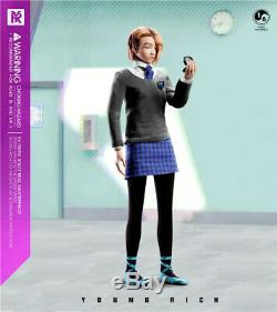 YR TOYS YR008 1/6 Female Spider Amateur Ver. Gwen Stacy Action Figure Toy